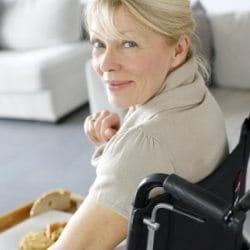 asistente personal para persona con dependencia