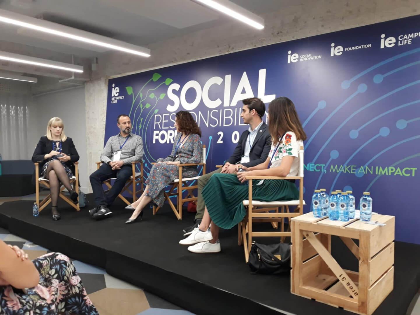 Social Responsibility Forum IE