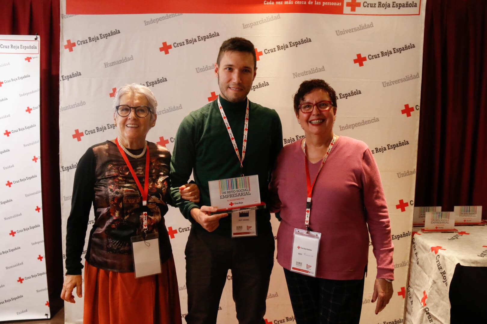 Programa de Inserción Laboral Cruz Roja