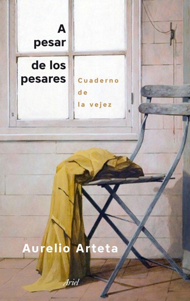 Portada libro A pesar de los pesares.