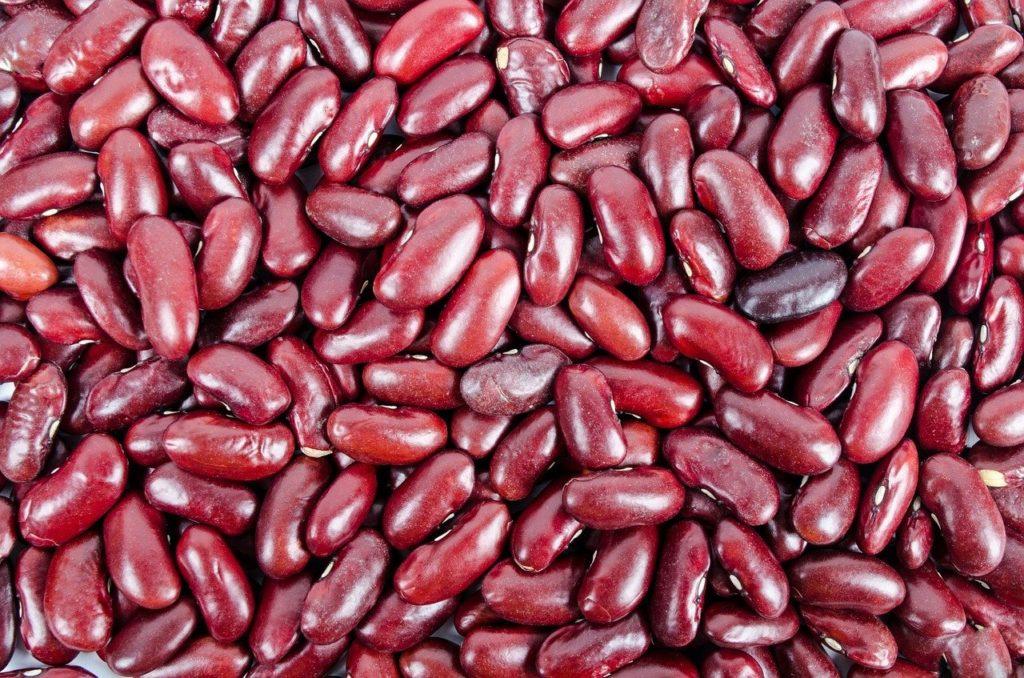 Alubias rojas