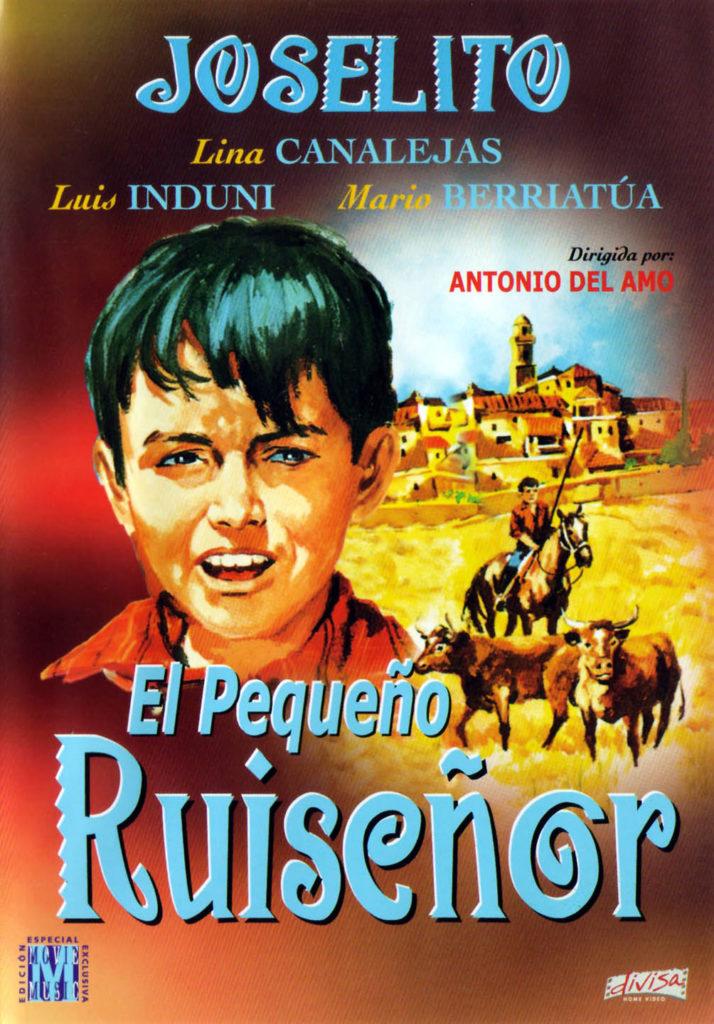 Cartel de la película El Pequeño Ruiseñor