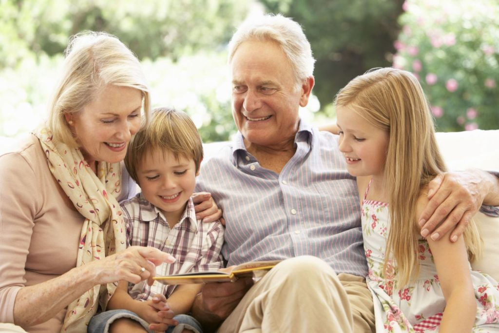 Poesía para los abuelos