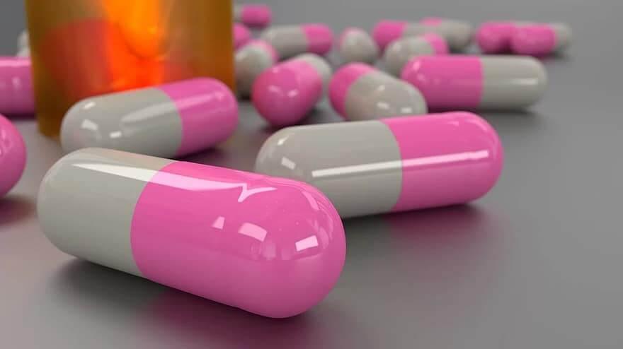Capsulas y medicinas para el tratamiento de la fatiga crónica