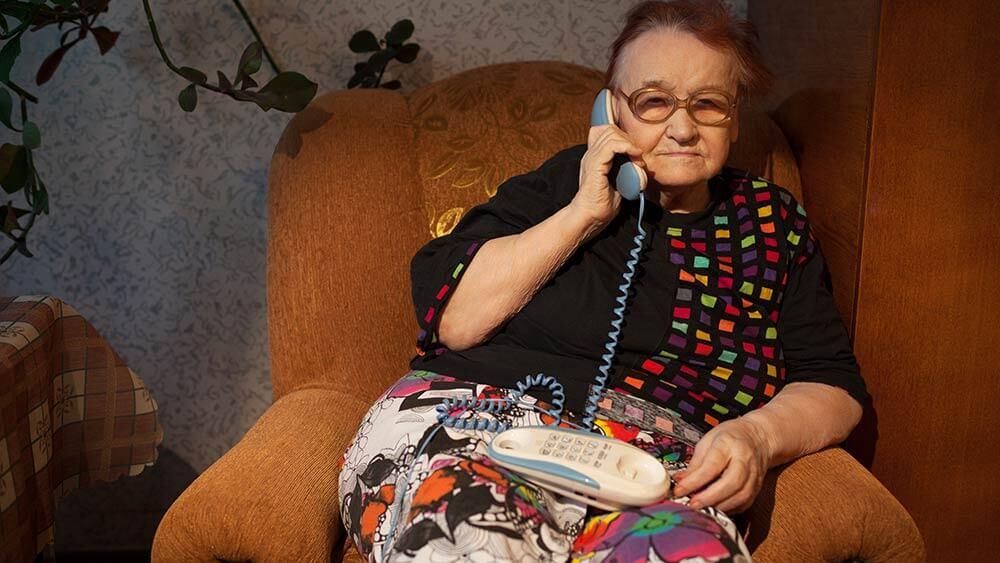 soluciones soledad de las personas mayores