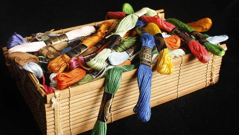 hilos de costura para abuelas