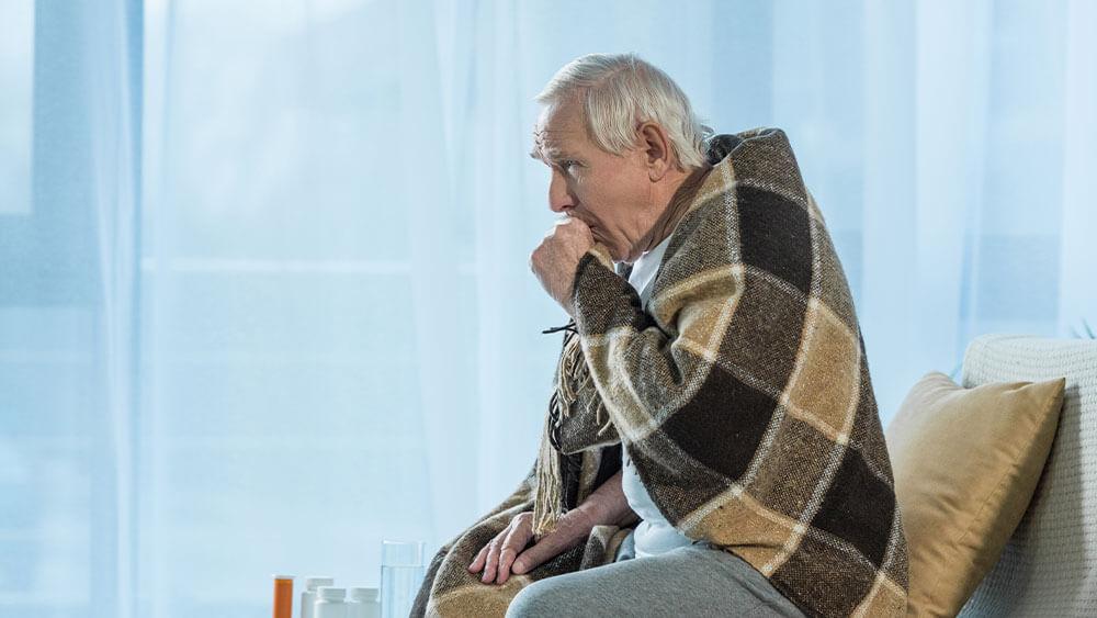 sintomas de gripe en ancianos