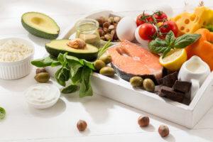 Los mejores alimentos para una dieta saludable en colesterol